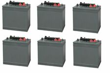 REPLACEMENT BATTERY FOR CLARKE INDUSTRIES 26I 36 VOLTS 6 PACK 6V