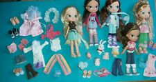 Bratz Kidz Doll lot Phoebe Yasmin Cloe Accessories Clothes Shoes