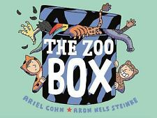 The Zoo Box by Ariel Cohn  *** BRAND NEW Picture Book  NEW!!