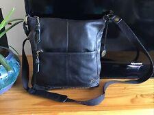 The Sak IRIS  Black Pebbled Leather