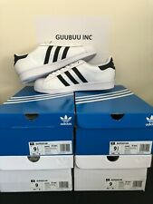 Adidas Original SUPERSTAR SHOES EG4958 White/Black Size 9