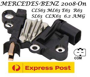 Alternator Voltage Regulator Mercedes F00M346037, F00M346047 IB6037 0121715006
