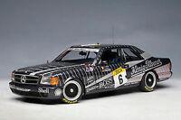1:43 Autoart Mercedes Benz 500SEC AMG Spa #6 Ludwig