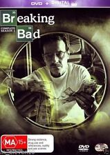 BREAKING BAD : SEASON 1 : NEW DVD