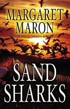 SAND SHARKS Margaret Maron stated 1st Edition 2009 Mystery Hardcover & Jacket