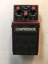 Maxon CP-01 Analog Compressor Sustainer Rare Vintage Guitar Pedal MIJ Japan