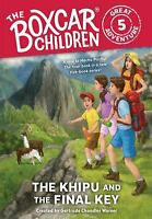 Khipu and the Final Key The Boxcar Children Great Adventure Reinforced Library B