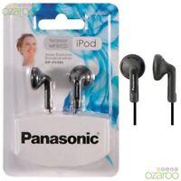 Panasonic Internos Auriculares para Ipod Iphone con Neodymium Imán - RP-HV094E-K