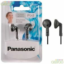Panasonic In-Ear Earphones for iPod iPhone with Neodymium Magnet - RP-HV094E-K