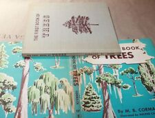 SIGNED The First Book of Trees By M.B. Cormack 1951 Illustrated By Helene Carter