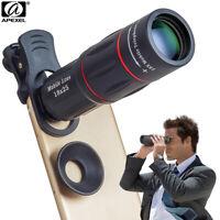 APEXEL Camera Lens 18X Telescope Zoom Telescope