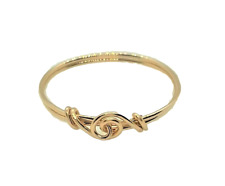 Thumb Ring Love Knot Band 14 K Gold Filled sizes 7 - 12 and half sizes