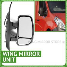 Right Driver side manual wing door mirror unit for Renault Master 2010-2015