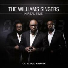 THE WILLIAMS SINGERS - IN REAL TIME * NEW CD