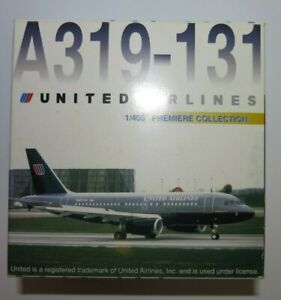 Dragon Wings United Airlines Airbus A319 Model - 55046 - 1/400