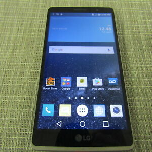 LG G STYLO, 8GB (BOOST MOBILE) CLEAN ESN, WORKS, PLEASE READ!! 41706