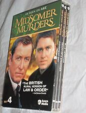 Midsomer Murders-Complete DVD Box Set 4 Region 1 (3 Disk Set)