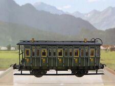 Trix 3716 Abteilwagen 3 Klasse K.Bay.Sts.B        68/255