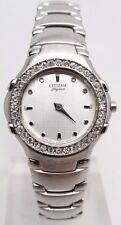 Women's CITIZEN ELEGANCE Stainless Watch BROKEN!!!