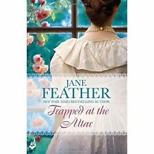 Trapped at the Altar (Eternal Romance), New, Feather, Jane Book