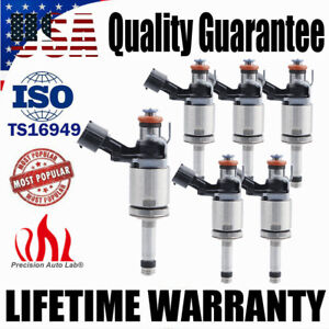 BL3E-HB Fuel Injectors For Ford Transit F150 F250 F350 Expedition 3.5-3.7L V6