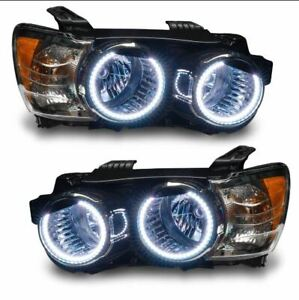 NEW ORACLE 2012-2015 CHEVY SONIC WHITE LED HALO HEADLIGHTS 8104-001