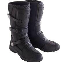 Triumph Dirt Adventure BOOTS Black Waterproof Leather Size 44