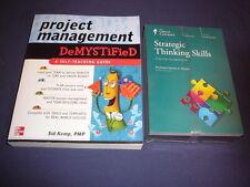 Teaching Co Great Courses  CDs       STRATEGIC THINKING SKILLS       new + BONUS