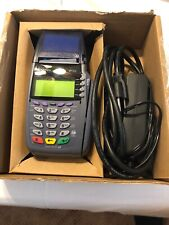 VeriFone Vx 510 Credit Card Machine Omni 3730 Preowned