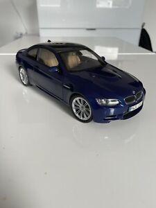 BMW M3 E92 1:18 Kyosho