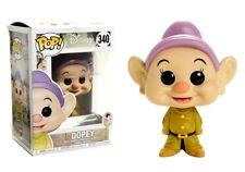 Snow White Dopey Chiot Blancheneige Pop! Funko Disney Vinyl Figurine n° 340