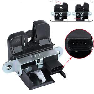 1K6827505D Rear Tailgate Boot Lid Lock Latch Catch Actuator For VW GolfMk5Mk6 BU