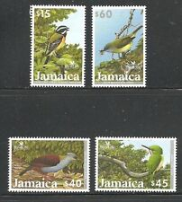 Album Treasures Jamaica Scott # 974-977  Jamaican Birds Mint NH