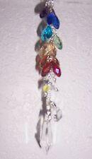 Drastically reduced!  Crystal Chakra Prism, Car Rainbow Suncatcher crystals