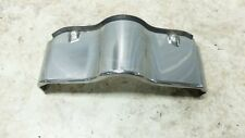 07 Harley FLHTCUI Electra Glide Ultra Classic front chrome triple clamp cover