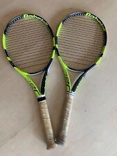 Raqueta de Tenis Babolat Pure Aero Lite 270gr - grip 1