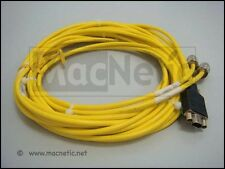 """NRZ assy 75011138 -12 Micro-DB-9 to Triax Cable 12"""""""