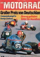"M7112 + HERCULES K 125 X + ""Reimo"" Twin 125 ccm + Das MOTORRAD 12/1971"