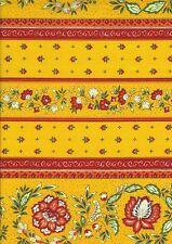 Francés indienne decorativas de tela-de toalla amarillo 55