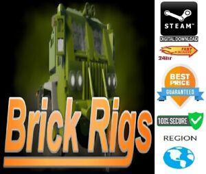 Brick Rigs PC Steam **FAST DELIVERY**
