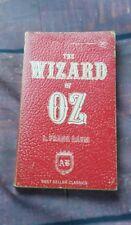 The Wizard Of Oz L. Frank Baum Best Seller Classics Award Books Inc