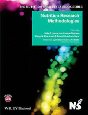 Nutrition Research Methodologies 9781118554678, Paperback, BRAND NEW FREE POST