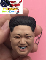 1/6 Kim Jong-un Head Sculpt North Korea Leader for hot toys worldbox AT018 ❶USA❶