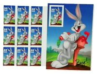 Bugs Bunny 32 Cent Stamps 1 Sheet of 10