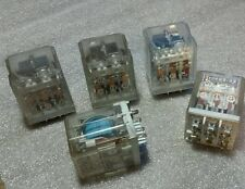 FINDER 62.33 RELAY 16A 250V AC1 (LOT OF 5) $19