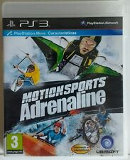 Motionsports Adrenaline. Ps3. Fisico. Pal Es