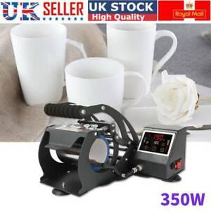 Digital Heat Press Thermal Transfer Machine Mug Thermal Transfer Cap Printer UK