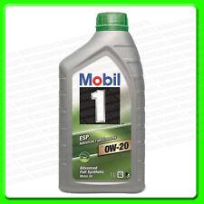 Mobil 1 ESP X2 0 W-20 1 Litre Engine Oil Motor [153439]