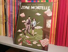 Zone Mortelle : Cronos - Mosdi, Vogel, Barroux - BD - Aventure