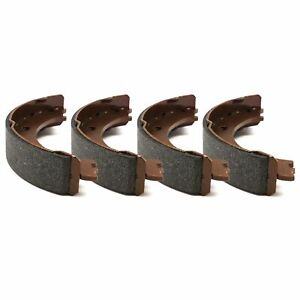 R1 Concepts Pro Fit Front or Rear Semi-Metallic Brake Shoes 2901-0086-00